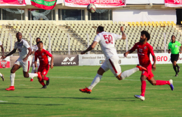 I-League 2019-20 FULL MATCH: Mohun Bagan beat Churchill in their own backyard, go 11 points clear at the top