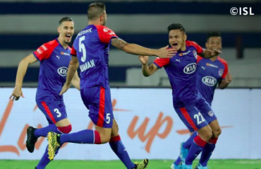 FULL MATCH -- Bengaluru FC eliminated from AFC Cup playoffs, lose thrilling tie to Maziya