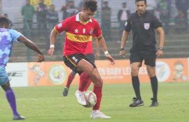 I-League 2019-20 FULL MATCH: East Bengal hold Churchill with late penalty