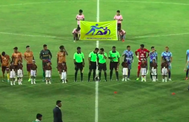 I-League 2019-20 FULL MATCH: Goalkeeping howlers underline Gokulam-Punjab 1-1 draw