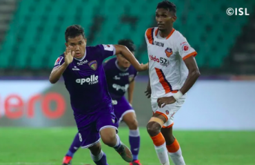 ISL 2019-20 Semi-Final 1 HIGHLIGHTS -- Charged-up Chennaiyin char FC Goa in first leg