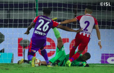 ISL 2019-20 Semi Final 2 first leg HIGHLIGHTS: Advantage Bengaluru as Deshorn stings ATK