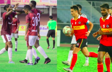 I-League 2019-20 FULL MATCH -- Gokulam Kerala held by East Bengal amidst controversial refereeing calls