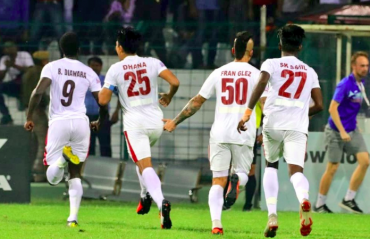 I-League 2019-20 FULL MATCH: Mohun Bagan beat Aizawl FC 1-0 to become the champions