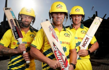 RETRO TIME: Aussies & Kiwis go back in time with their jerseys