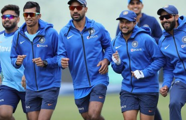 RAIN THREAT: India v South Africa first ODI could be washed out