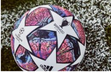 Adidas Reveals The Official Match Ball For UEFA Champions League 2020 Knockout Stages