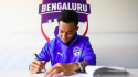 Udanta Singh extends contract with Bengaluru FC till 2023