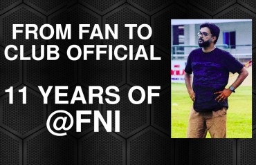 TFG Indian Football Roundup Ep 12 -- From fan to club official; eleven years of @fni
