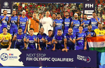 FIH Pro League -- India's double header with New Zealand postponed due to COVID-19