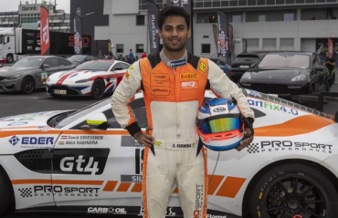 TFG Pro Files Episode 01 -- Akhil Rabindra, Racing Driver