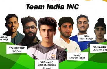 Siddh 'M10Jenasid' Chandarana to captain esports team participating in inaugural IsoNations Cup