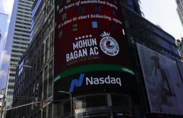 WATCH -- From NASDAQ to North Kolkata, Mohun Bagan Day 2020 celebrations go global