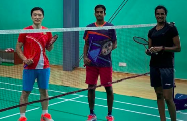 COVID-19 Impact - National badminton camp may seek local players for practice sessions