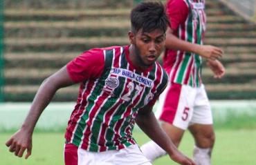 ISL 2020 -- Sk Sahil realises boyhood club dream, will stay at Mohun Bagan till 2023