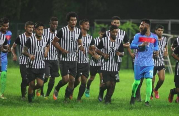 Mohammedan Sporting begin pre-season training with I-League in sight