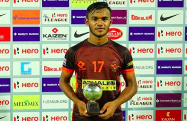 Mohammedan Sporting sign 22 year old winger Gani Ahmed Nigam
