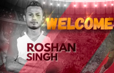 I-League 2020 -- Gokulam Kerala FC rope in Roshan Singh from NEROCA