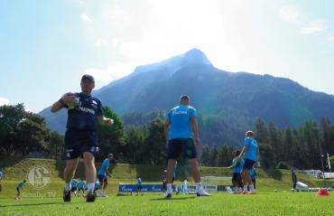 WATCH -- Bundesliga Mini Documentary -- FC Schalke 04's training camp in Austria