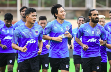 ISL 2020 - Bengaluru FC begin pre-season training at their Bellary academy