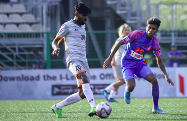 #TFGInterview -- Chennai City's Jockson Dhas on his journey from a ground by the coast to the AFC Cup