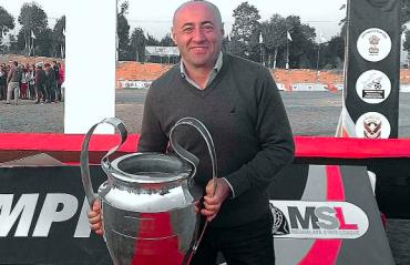I-League 2020-21 -- Mohammedan Sporting sign UEFA Pro Licensee Jose Hevia as head coach