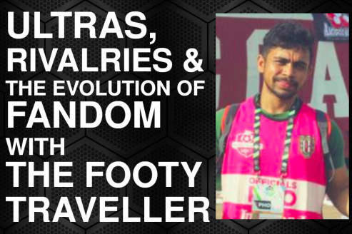 TFG Indian Football Roundup Ep 15 -- Ultras, Rivalries & Evolution of Fandom with Footy Traveller