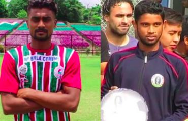 I-League 2020-21 -- Wingback duo Arijit Bagui, Manoj Mohammed join Mohammedan Sporting