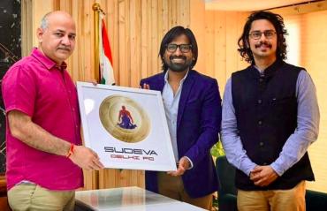 I-League 2020-21 -- Sudeva Delhi FC's logo and brand name unveiled