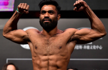Indian's only UFC fighter Bharat Kandare's USADA suspension ends