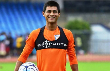 Eugeneson Lyngdoh returns to the field fitter; hopes of making it back to the national team
