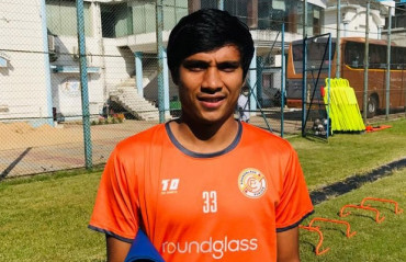 I-League 2020- Sumeet Passi ready to unleash potential at RoundGlass Punjab FC