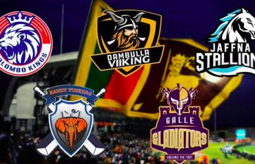 Lanka Premier League 2020 -- Full Team Lists Released