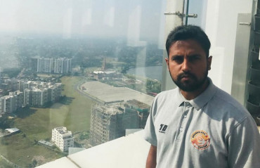 Bikramjit Singh aims to win the I-League title with RoundGlass Punjab FC
