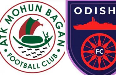 Dream11 Fantasy Football tips for ATK Mohun Bagan vs Odisha FC