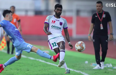 ISL 2020 -- Mumbai City ease past Odisha FC, Ogbeche & Borges score