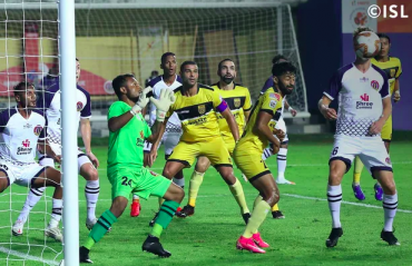 ISL 2020 -- Hyderabad FC snatch epic 3-2 comeback win against SC East Bengal