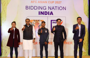AIFF announces bid to host the 2027 Asian Cup in India