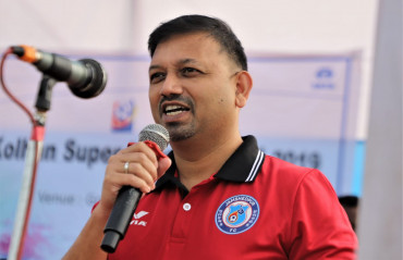 TFG Indian Football Roundup - Interview with Jamshedpur FC CEO Mukul Choudhari
