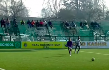 A glimpse of normalcy -- Real Kashmir Cup brings fans back to the football stadium