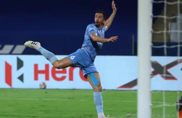 #TFGInterview: I idolize Zinedine Zidane says Mumbai City FC media Hernan Santana
