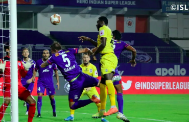 ISL -- Mumbai City beat Bengaluru FC, relaim the top of the table