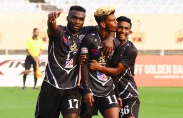 I-League 2021 -- Faisal Ali finds the net as Mohammedan Sporting beat debutants Sudeva Delhi FC