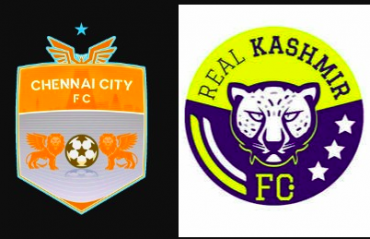 I-League 2021 - Real Kashmir break into top 3 with win over Chennai City
