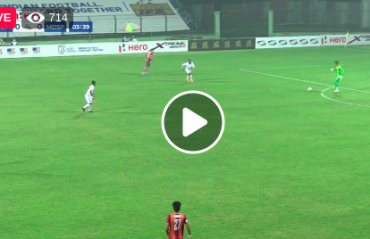 I-League 2021 FULL MATCH -- Punjab FC hold Mohammedan Sporting to a goalless draw