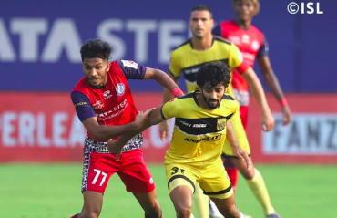 ISL 2021 HIGHLIGHTS -- Jamshedpur, Hyderabad caught in stalemate