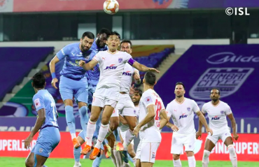 ISL 2021 - Bengaluru FC weave Sunil Chhetri's 200th cap with a dream win over Mumbai City