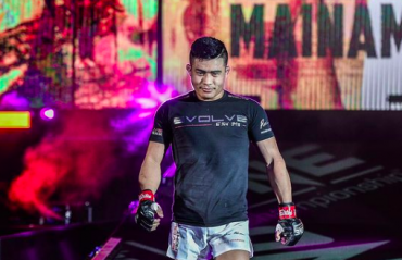 ONE Championship - Roshan Mainam Luwang returns to MMA action at 'Fists of Fury 2'