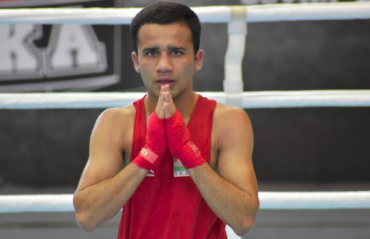Boxing -- Deepak Kumar wins silver at Strandja Memorial Tournament