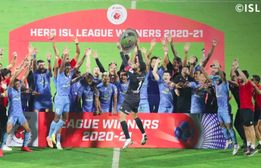 ISL 2021 -- Mumbai City beat Mohun Bagan in do or die match, become Champions of India